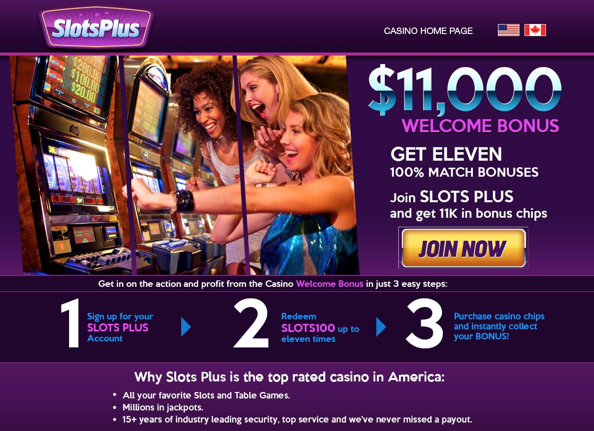 Slots Plus Casino